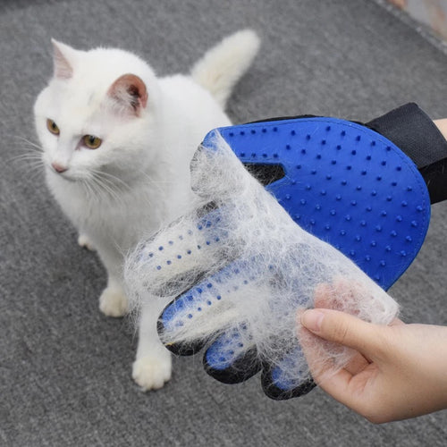 High-quality Cats and Dogs Cleaning Massage Glove