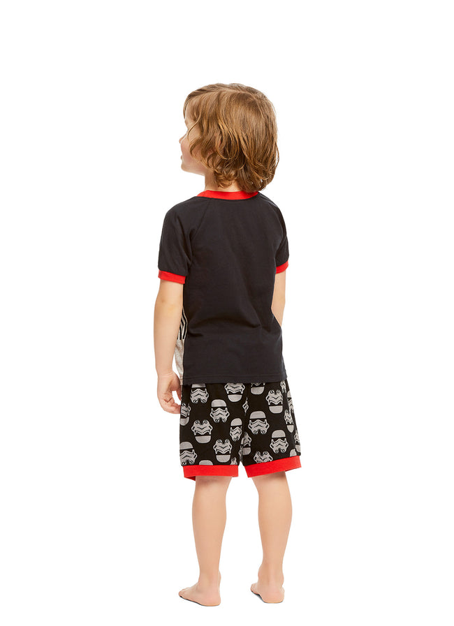 Star Wars Boys Stormtrooper Short Sleeve PJs & Shorts