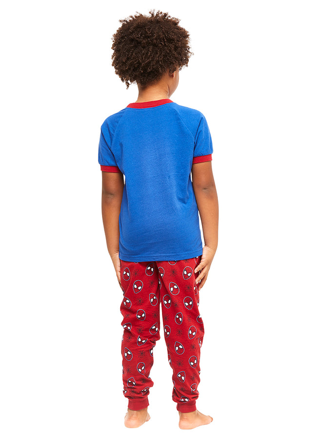 Spider-Man Spidey Boys Pajamas Cotton 2-Piece PJ Set