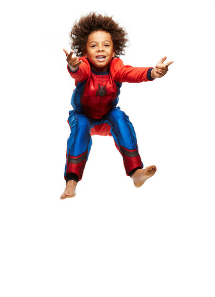 Spider-Man Boys Outfit With 2-Piece Pajama Set