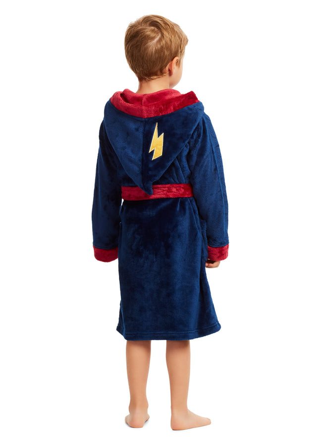 Harry Potter Robe For Kids, Flannel Fleece Sleepwear