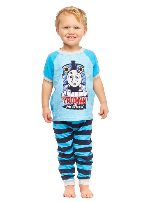 Thomas & Friends Toddler Boys 2-Piece Pajama Set