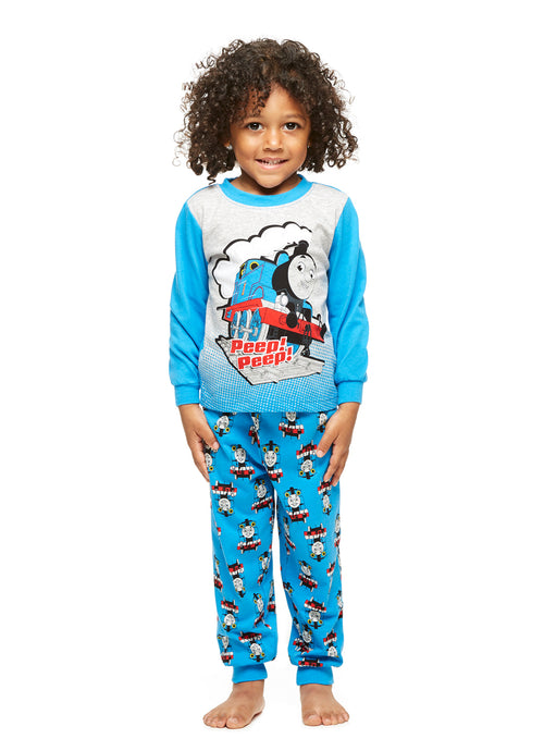 Thomas the Tank Engine Toddler Boys 2-Piece Pajama Set