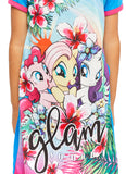 My Little Pony Girls Nightgown Glam Squad