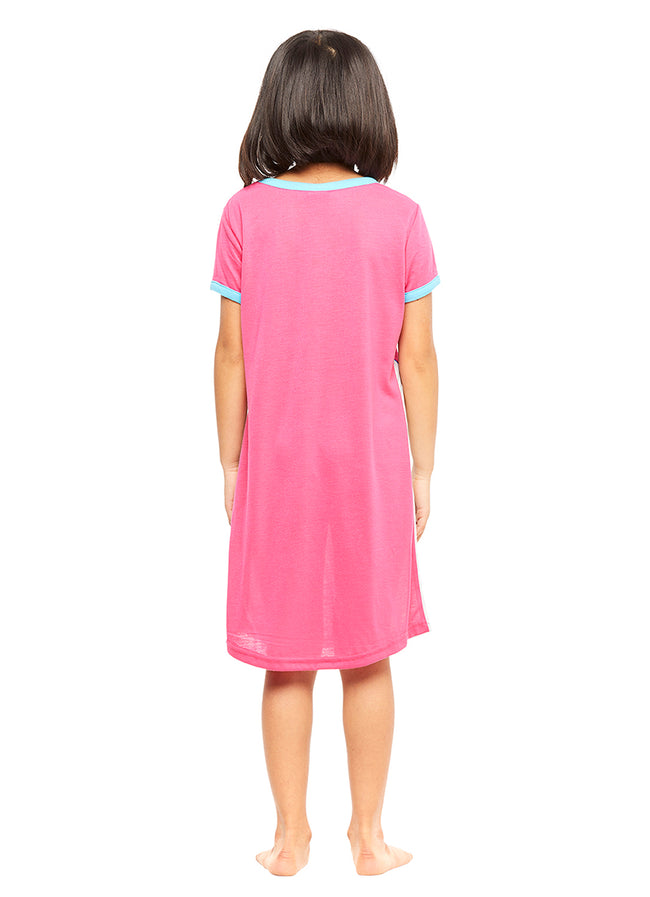 Girls Pink Nightgown (Star Wars Darth Vader)