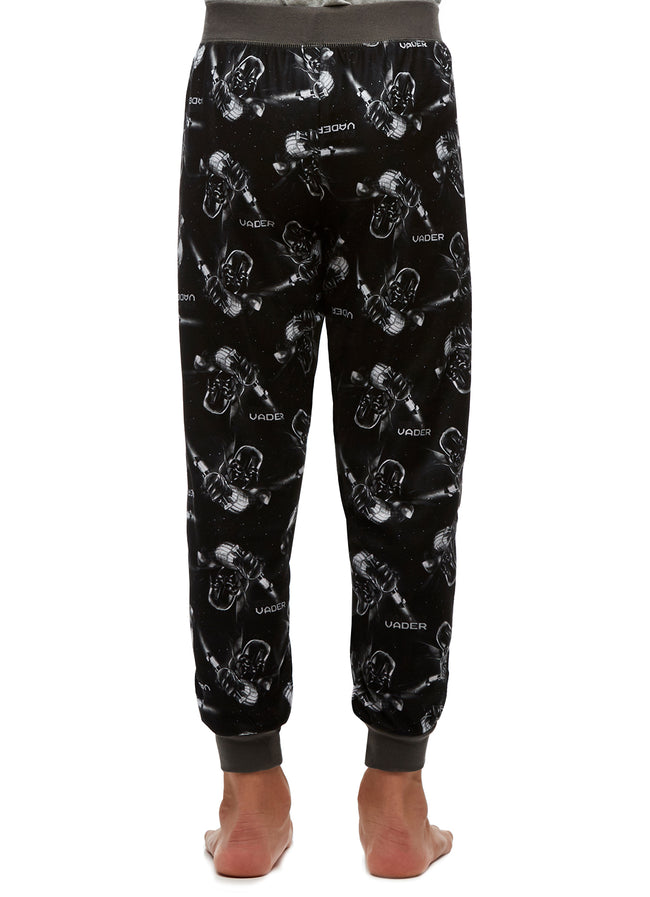 Star Wars Darth Vader Big Boys Soft Pajama Pants