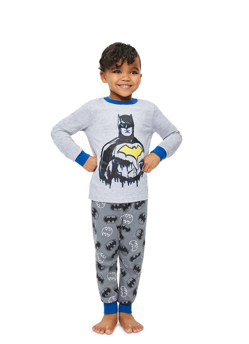 Boys 2-Piece Pajama Sleepwear (Batman)