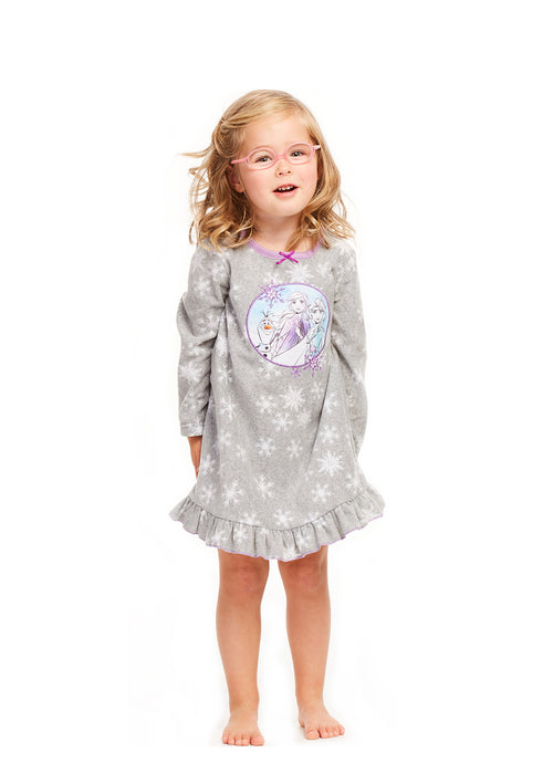 Frozen Girls Sleep Gown