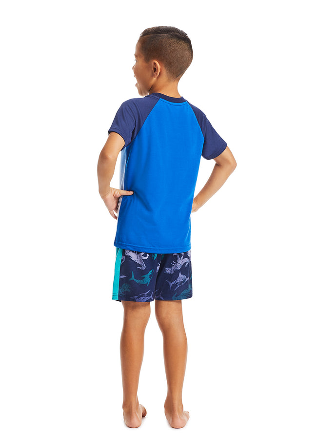 Boys Pajama Set Short