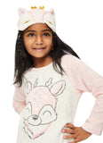 Girls Plush Fleece Nightgown