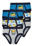 The Lion King Boys Briefs | 6-Pack Boys Underwear