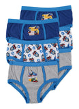 Thomas & Friends Boys Underwear | Briefs 6-Pack