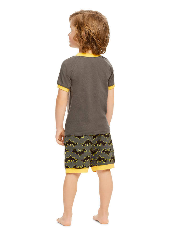 Batman DC Super Friends Boys 2-Piece Pajamas Set