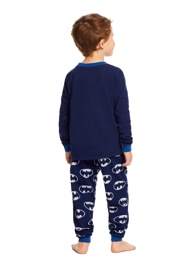 Batman Children Sleepwear | Cotton Boys 2-Piece Pajama Set