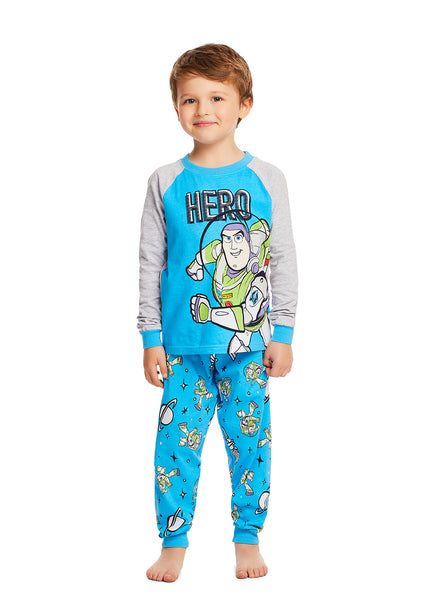 Disney Toy Story 4 Children Sleepwear | Cotton Boys 2-Piece Pajama Set