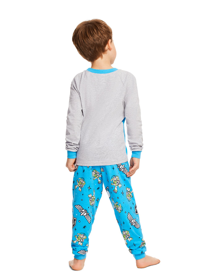 Toy Story 4 Buzz Lightyear Boys 2-Piece Pajama Set