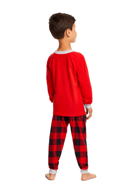 Disney Mickey Mouse Children Sleepwear | Cotton Boys 2-Piece Pajama Set