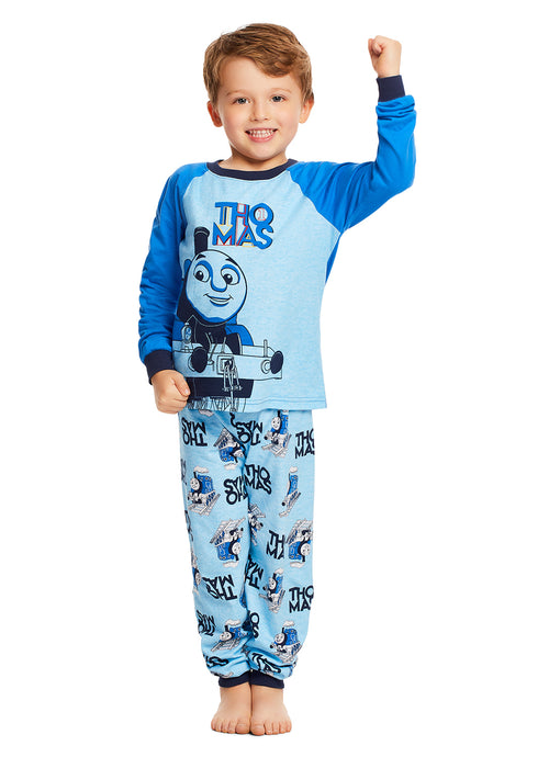Thomas & Friends Boys Sleepwear | Cotton Boys 2-Piece Pajama Set