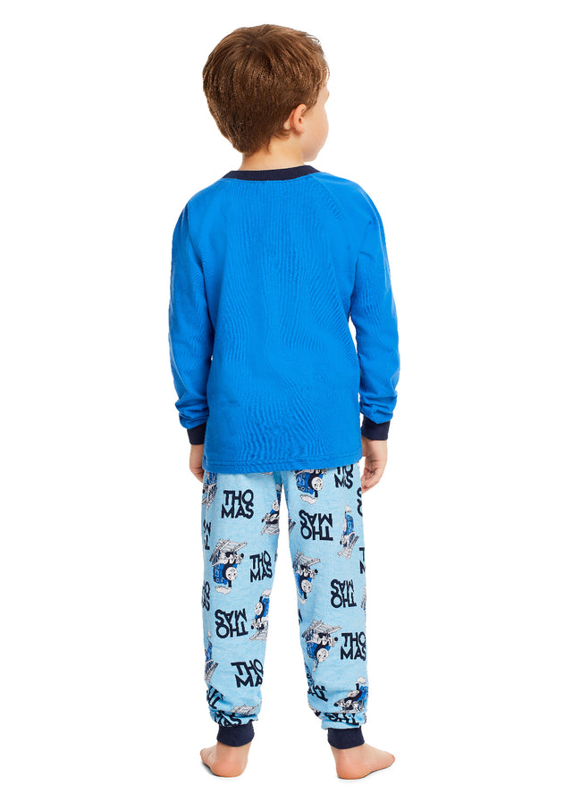 Thomas & Friends Boys Cotton 2-Piece Pajama Set