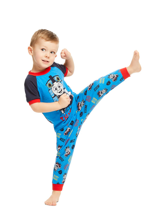 Thomas & Friends Toddler Boys Cotton 2-Piece Pajama Set
