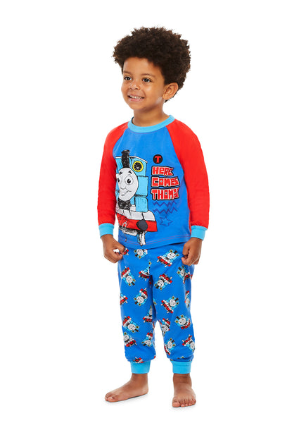 Thomas & Friends Pajamas Toddler Boys 2-Piece PJ Set