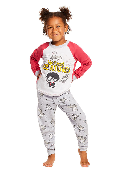 Harry Potter Pajamas for Girls | 2-Piece Sleepwear | Girls PJ Set