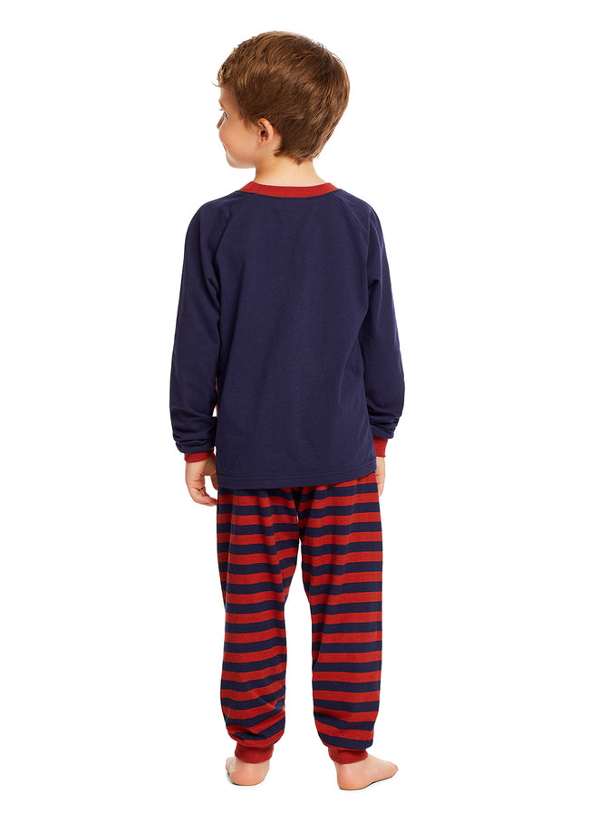 Harry Potter Griffindor Boys Pajamas Cotton PJ Set