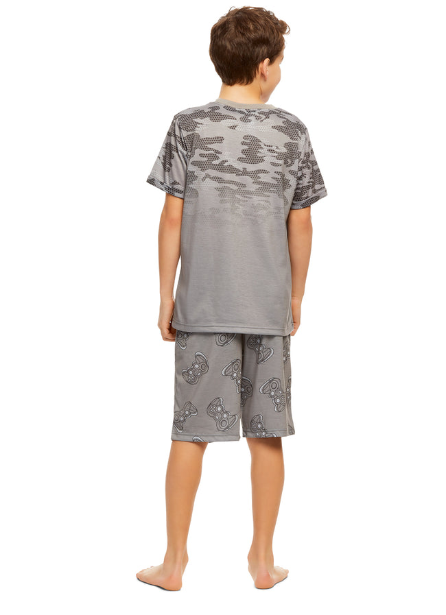 Boys 2-Piece Pajama Set (Gamer)