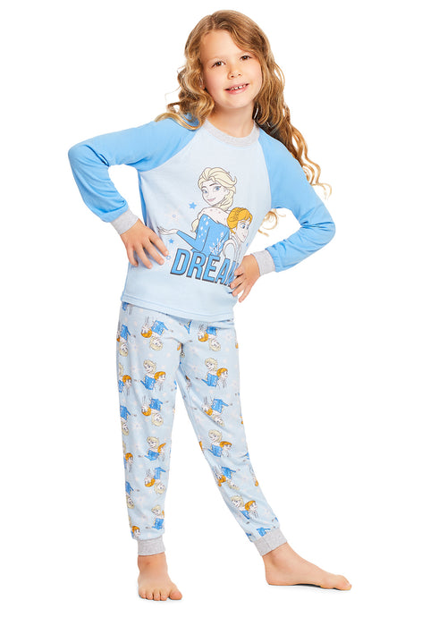 Frozen Pajamas Girls