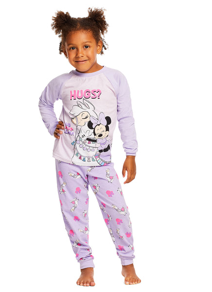 Disney Pajamas Girls, 2-Piece Sleepwear