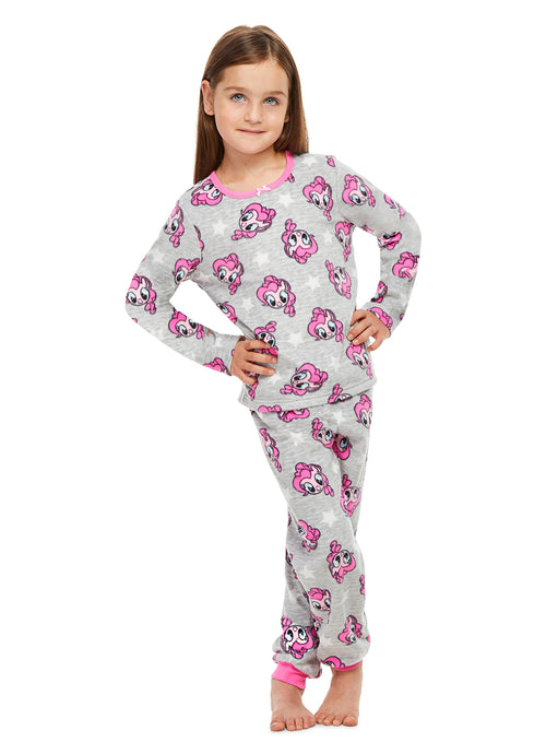 My Little Pony Girls Pajamas Pinkie Pie 2-Piece PJ Set
