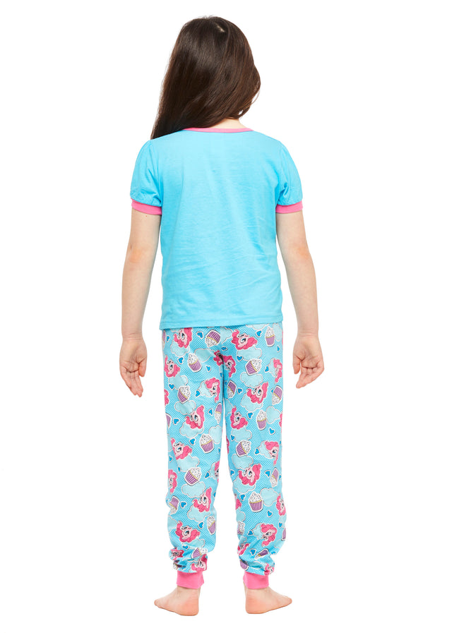 My Little Pony Pinkie Pie Girls 2-Piece Pajama Set