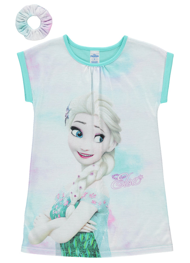 Disney Frozen Girls Comfortable Nightgown