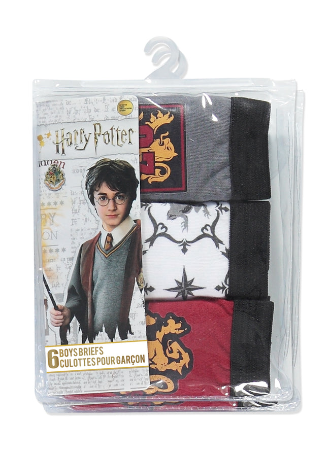 Harry Potter Boys Underwear | Briefs 6-pack