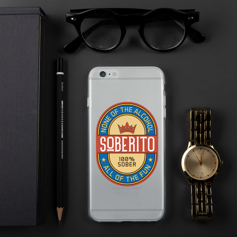 Soberito iPhone Cases