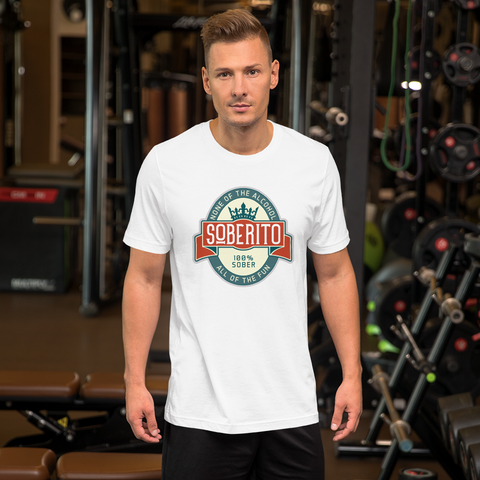 Soberito T-Shirt Men