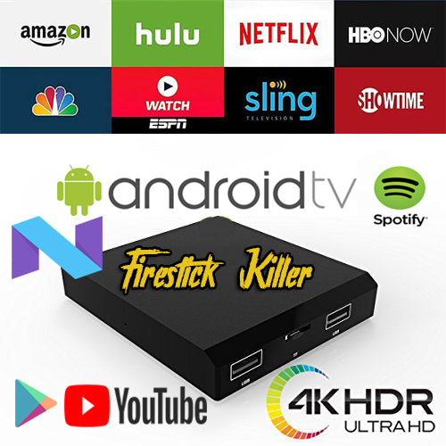 🔥🔥🔓🔓FIRESTICK KILLER - ATV ULTRA 4K BOX 100x BETTER THAN FIRE TV