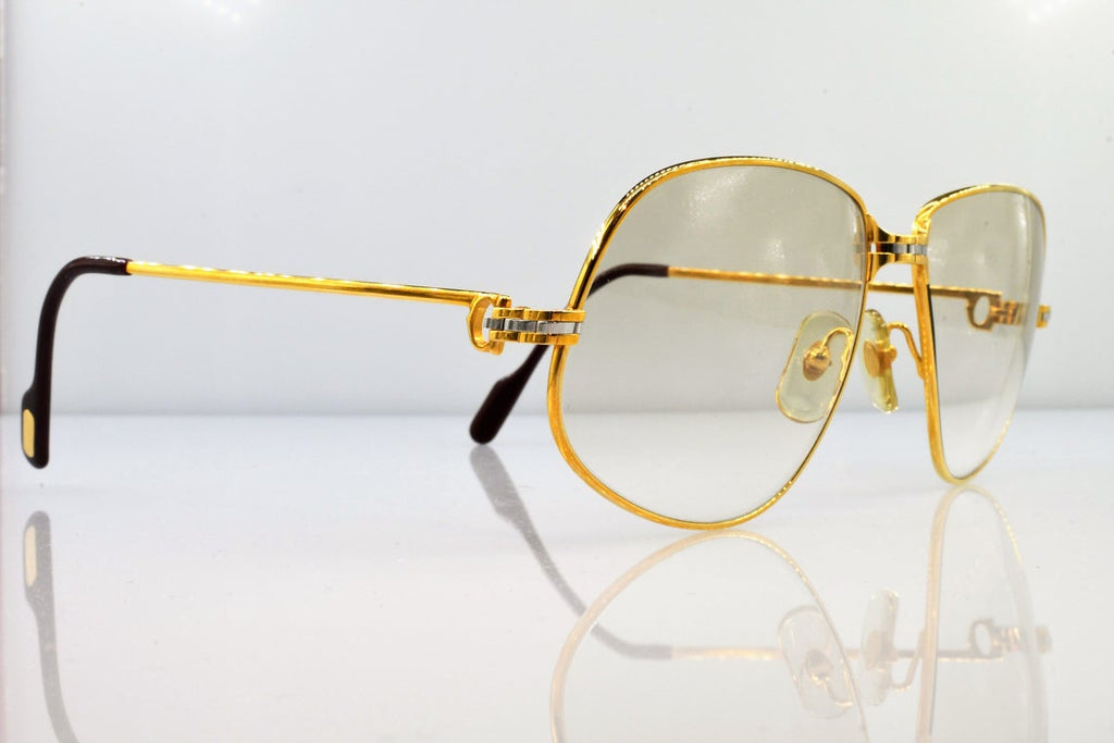 Cartier Panthere GM vintage sunglasses fred cardin glasses C decor New