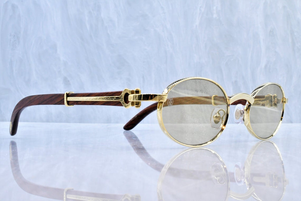 Cartier Sicier vintage sunglasses fred cardin glasses C decor New 49/20