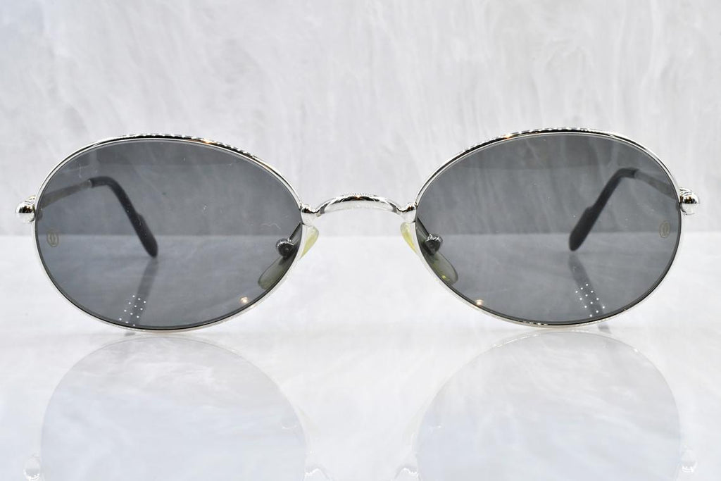 Authentic Cartier Colisee vintage sunglasses fred cardin glasses C decor New 53/21 140 brand new