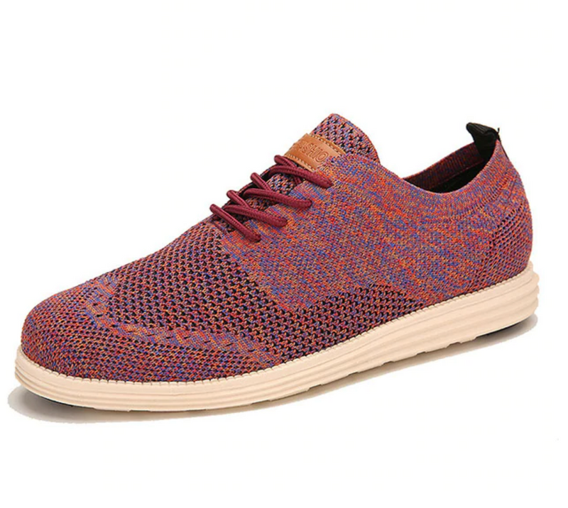leisure mesh shoes for men