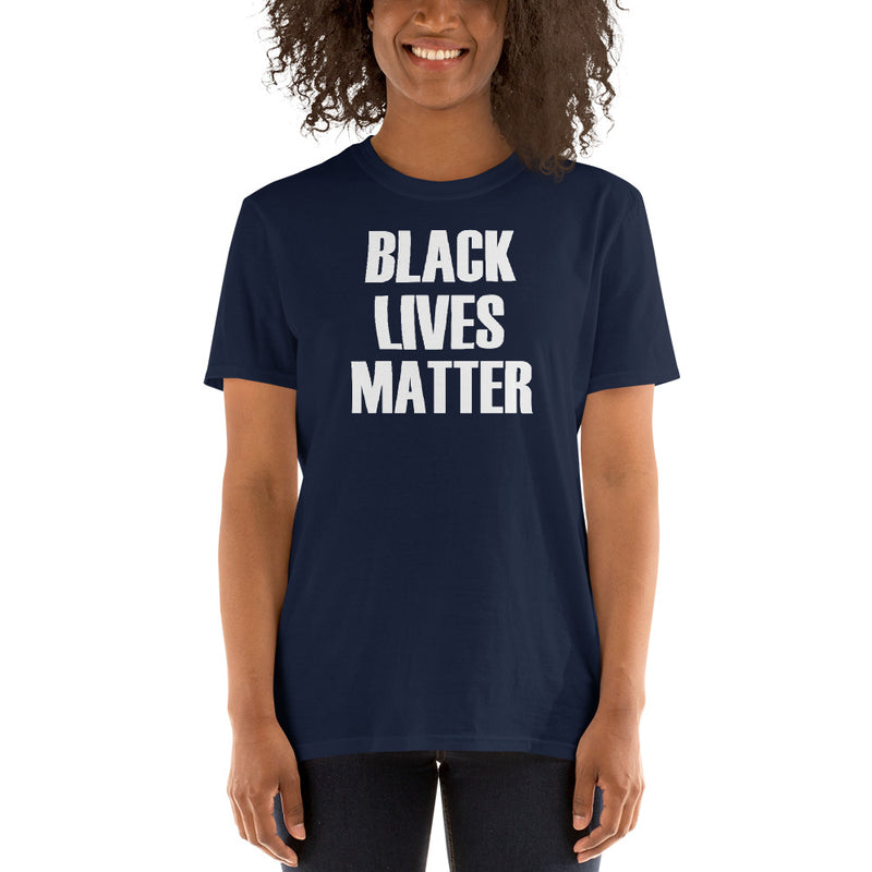 Womens Black Lives Matter T-Shirt