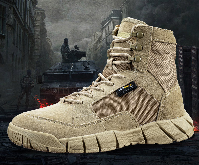 Urban Army Boots Waterproof