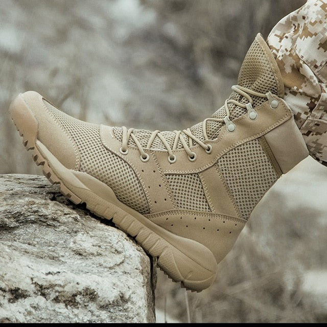 Urban Combat Army Boots