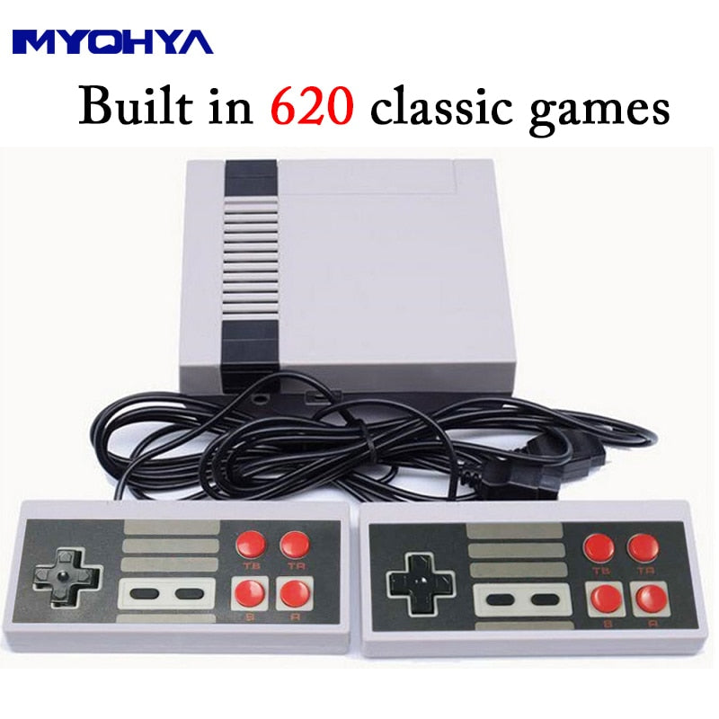 THE RETRO™ CLASSIC 8 Bit CONSOLE