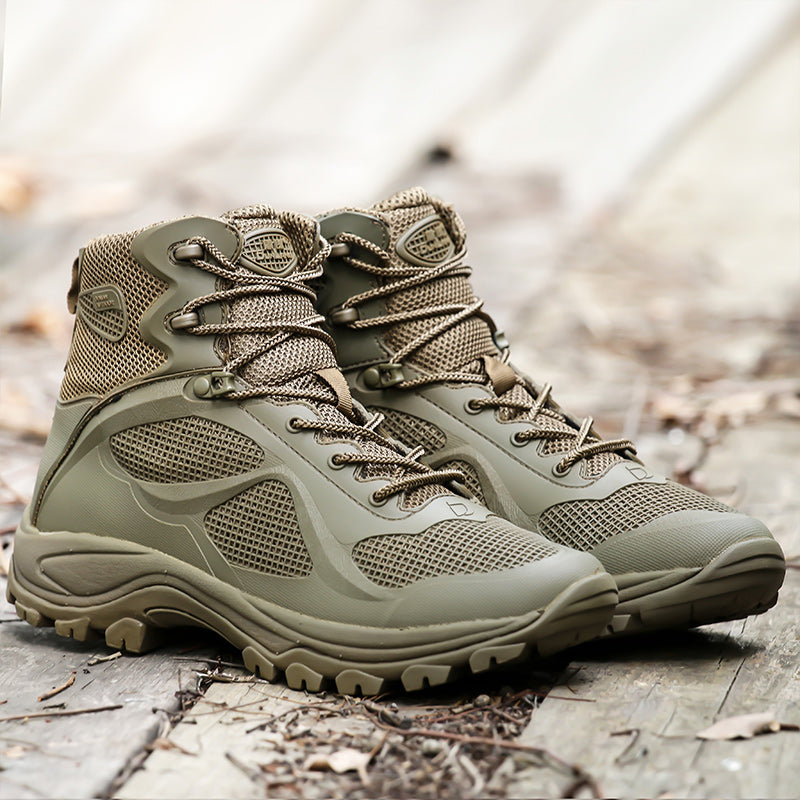 Dunlang Army Training Boots