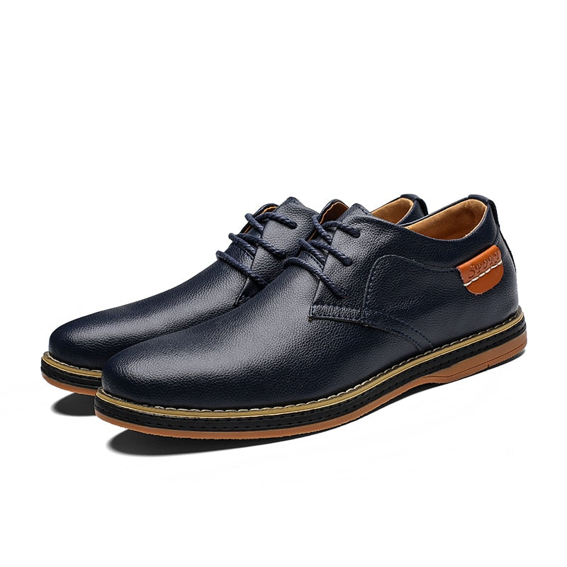 dress derby shoes for men