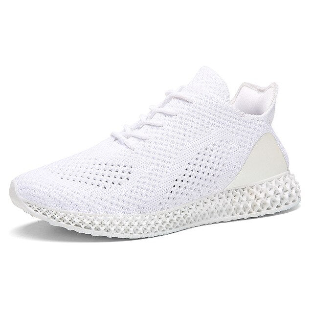 white beautiful sneaker for guy