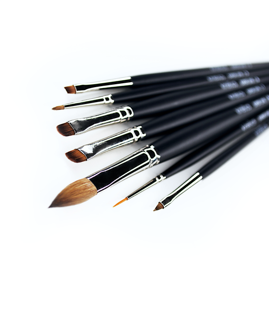 NAIL ART BRUSHES KINETICS
