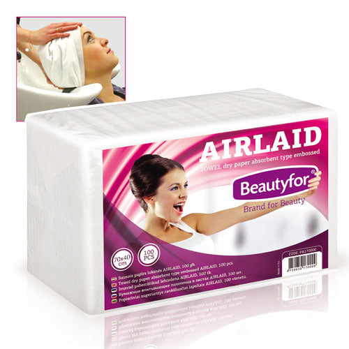 AIRLAID dry towels are coming!